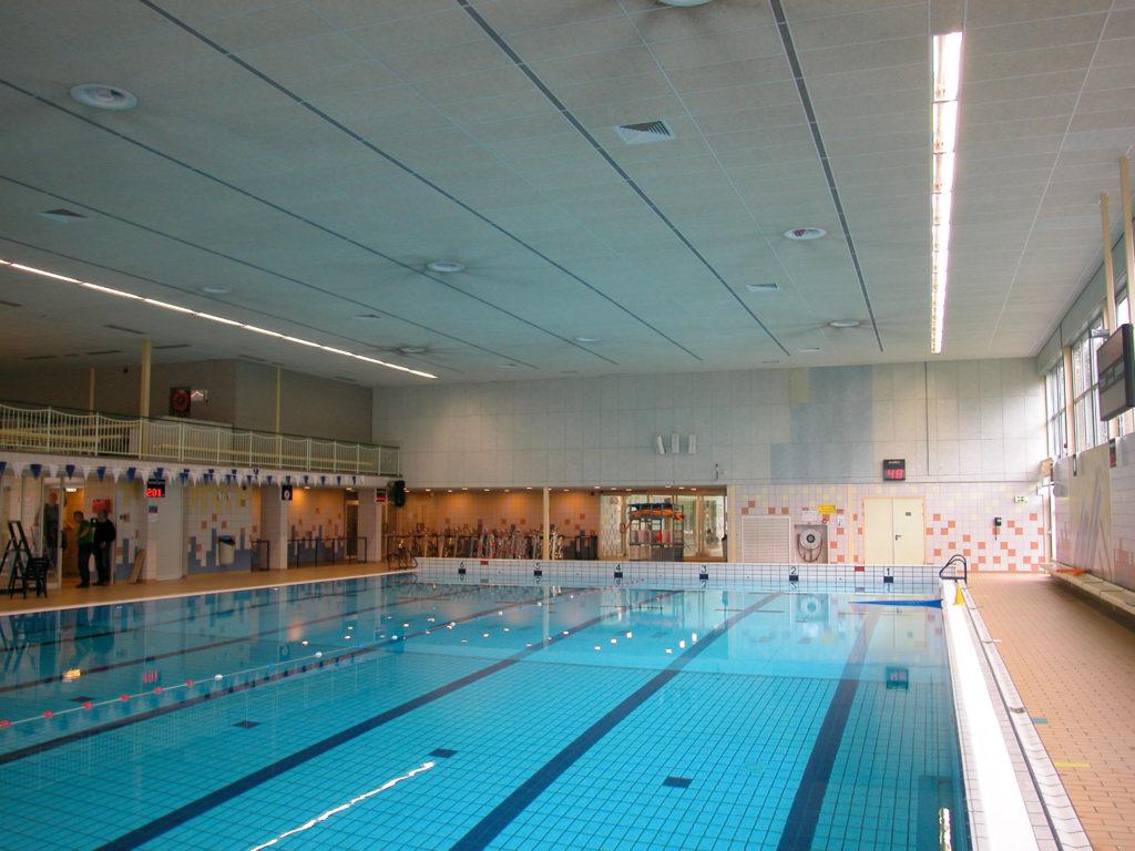 Zwembad de kwakel utrecht ampo